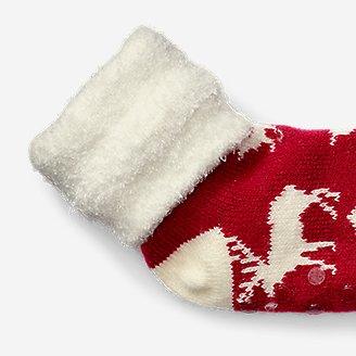 Thumbnail View 2 - Women's Fireside Lounge Socks
