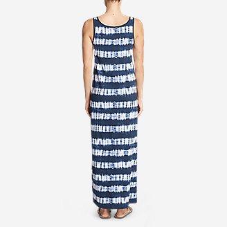 Thumbnail View 2 - Women's Ravenna Maxi Dress - Stripe