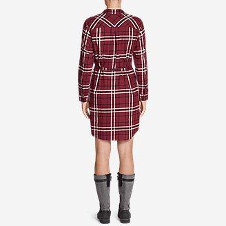Thumbnail View 2 - Women's Stine's Favorite Flannel Shirt Dress