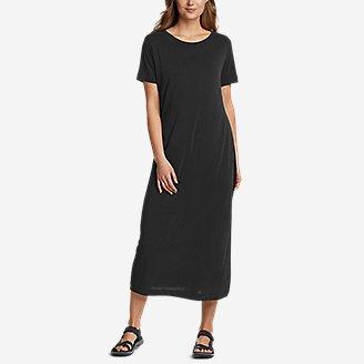 Thumbnail View 3 - Women's Sandwash Short-Sleeve Midi Dress