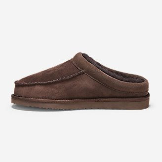 Thumbnail View 2 - Men's Firelight Shearling Moc Scuff