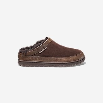 Thumbnail View 3 - Men's Shearling Scuff Slipper