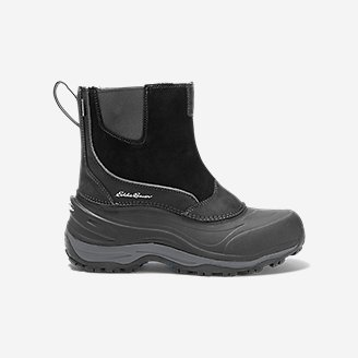 Thumbnail View 2 - Men's Eddie Bauer Snowfoil Pull-On Boot