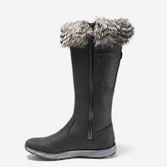 Thumbnail View 3 - Women's Lodge Fur Boot