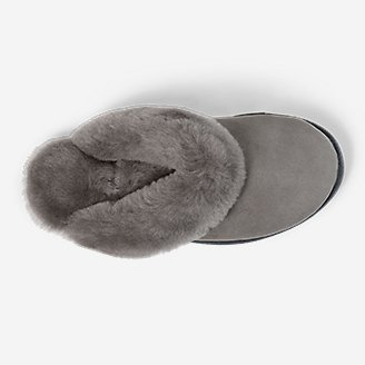 Thumbnail View 2 - Women's Shearling Scuff Slipper