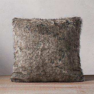 Thumbnail View 2 - Lodge Faux Fur Pillow
