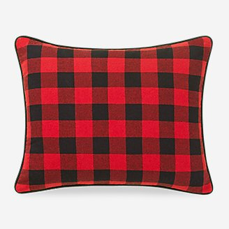 Thumbnail View 2 - Winter Lab Red Breakfast Pillow