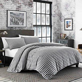 Thumbnail View 2 - Preston Flannel Comforter/Sham Set