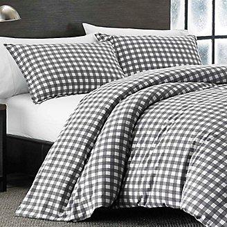 Thumbnail View 3 - Preston Flannel Comforter/Sham Set