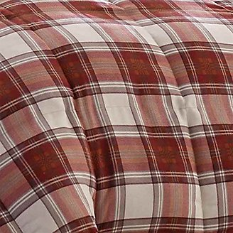 Thumbnail View 2 - Edgewood Duvet/Sham Set - Plaid