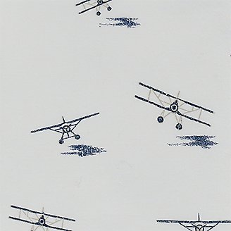 Thumbnail View 3 - Sea Planes 200 Thread-Count Sheet Set