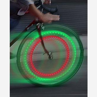 Thumbnail View 2 - Nite Ize® See 'Em LED Mini Spoke Lights - 4 Pack