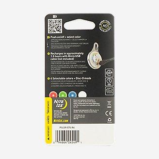 Thumbnail View 2 - NiteIze® Spotlit® XL Rechargeable Collar Light - Disc-O Select