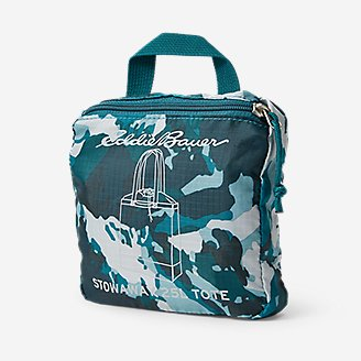 Thumbnail View 3 - Stowaway Packable 25L Cinch Tote
