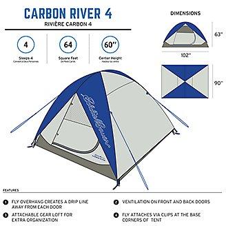 Thumbnail View 2 - Carbon River 4 Tent