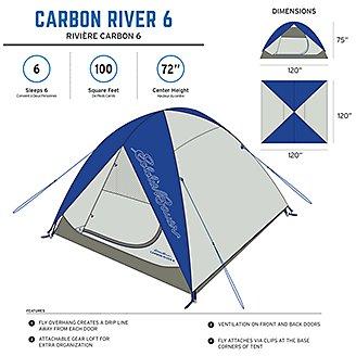 Thumbnail View 2 - Carbon River 6 Tent
