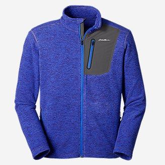 Thumbnail View 3 - Men's Cloud Layer Pro Full-Zip Jacket