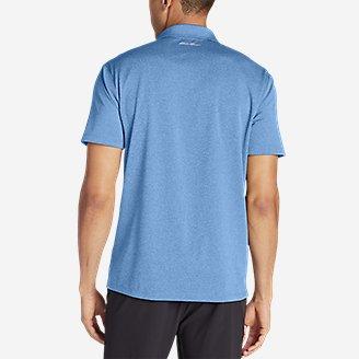 Thumbnail View 2 - Men's Resolution Short-Sleeve Polo Shirt