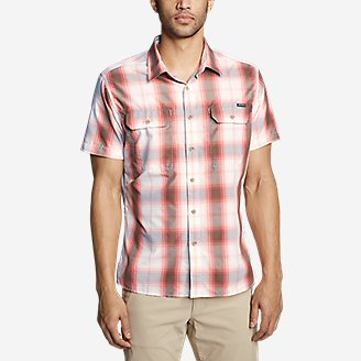 Thumbnail View 3 - Men's Mountain Short-Sleeve Shirt