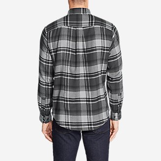 Thumbnail View 2 - Men's Catalyst Flannel Shirt