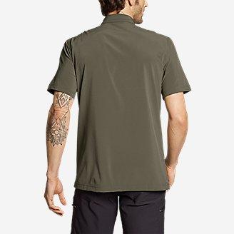 Thumbnail View 2 - Men's Departure Short-Sleeve Shirt