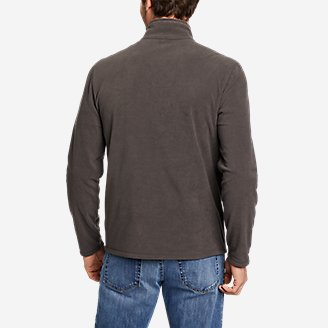 Thumbnail View 2 - Men's Quest Fleece 1/4-Zip Pullover