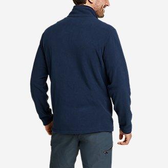 Thumbnail View 2 - Men's Quest Fleece Full-Zip Jacket