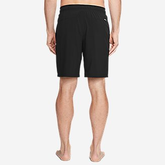 Thumbnail View 2 - Men's Meridian Unlined Shorts - Solid