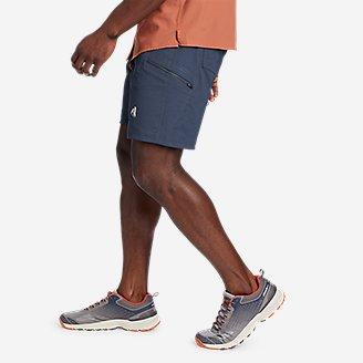 "Thumbnail View 3 - Men's Guide Pro Shorts - 9"""