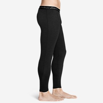 Thumbnail View 3 - Men's Midweight FreeDry® Merino Hybrid Baselayer Pants
