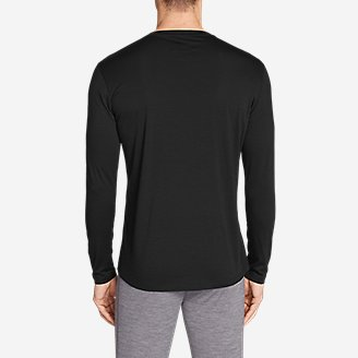 Thumbnail View 2 - Men's Heavyweight FreeDry® Merino Hybrid Baselayer 1/4-Zip