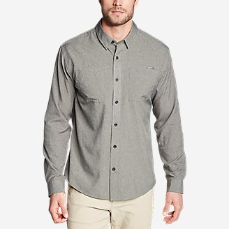 Thumbnail View 3 - Men's Ventatrex Guide Long-Sleeve Shirt