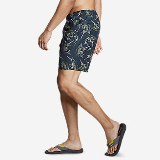 Thumbnail View 3 - Men's Amphib Tidal Shorts - 8""