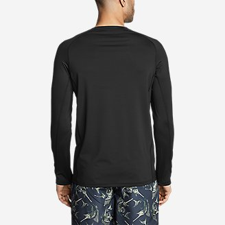 Thumbnail View 2 - Men's Amphib Long-Sleeve Sun T-Shirt