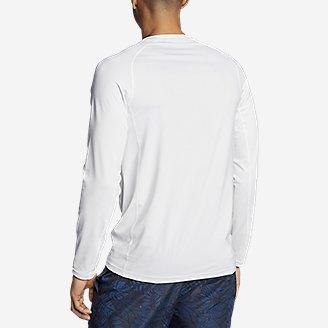 Thumbnail View 2 - Men's Amphib Long-Sleeve Sun T-Shirt