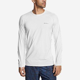 Thumbnail View 3 - Men's Amphib Long-Sleeve Sun T-Shirt