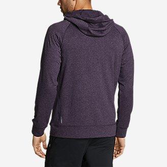 Thumbnail View 2 - Men's Resolution Tech Full-Zip Hooded Sweatshirt
