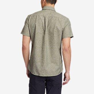 Thumbnail View 2 - Men's Mountain Short-Sleeve Shirt - Print