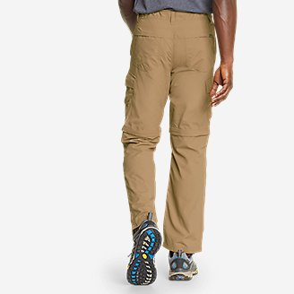 Thumbnail View 2 - Men's Exploration 2.0 Packable Convertible Pants