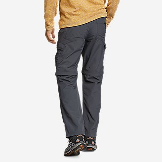 Thumbnail View 2 - Men's Exploration 2.0 Packable Convertible Pants
