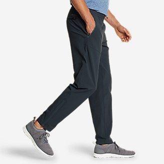 Thumbnail View 3 - Men's Guide Grid Pull-On Pants