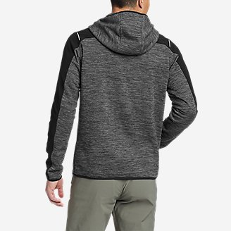 Thumbnail View 2 - Men's On The Run Pullover Hoodie