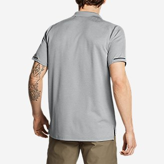 Thumbnail View 2 - Men's Resolution Pro Short-Sleeve Polo Shirt