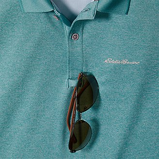 Thumbnail View 3 - Men's Resolution Pro Short-Sleeve Polo Shirt