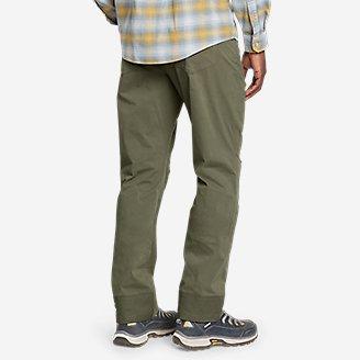 Thumbnail View 2 - Men's Guides' Day Off 5-Pocket Pants