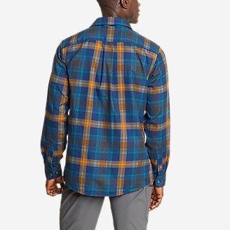 Thumbnail View 2 - Men's Eddie Bauer Expedition Performance Flannel Shirt