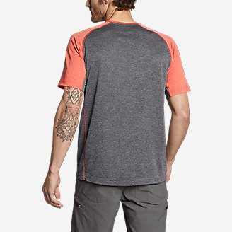 Thumbnail View 2 - Men's TrailCool Short-Sleeve T-Shirt