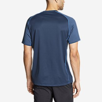 Thumbnail View 2 - Men's TrailCool Short-Sleeve T-Shirt