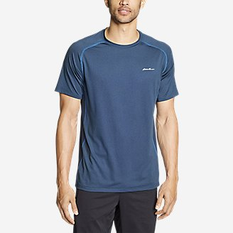Thumbnail View 3 - Men's TrailCool Short-Sleeve T-Shirt