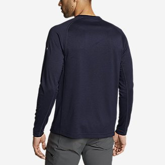 Thumbnail View 2 - Men's Resolution Long-Sleeve T-Shirt